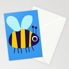 Big Bee Stationery Cards