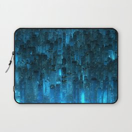 Blue City Laptop Sleeve