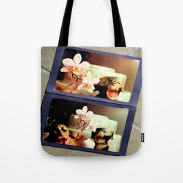 Life Is A Carnival, Dog Tote Bag