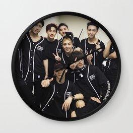 EXO3 Wall Clock
