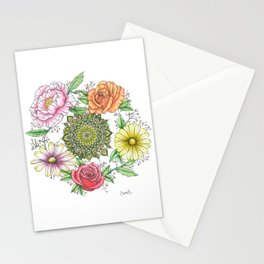 Flowe(ring) Stationery Cards