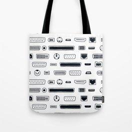 Ports Tote Bag