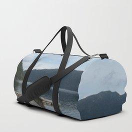 Love on the Lake Duffle Bag