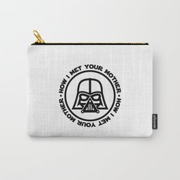 darth-mother Carry-All Pouch
