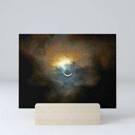 Solar Eclipse II Mini Art Print