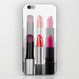 Lipstick Tubes Makeup Make Up Cosmetics iPhone Skin