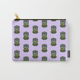 Chibi Donatello Ninja Turtle Carry-All Pouch