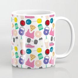 I'm Not Perfect Coffee Mug