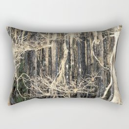 Fairie Forest Rectangular Pillow