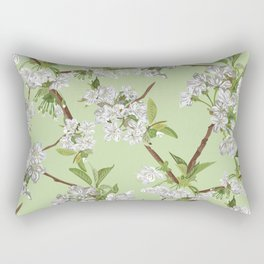 Early Blossom Rectangular Pillow