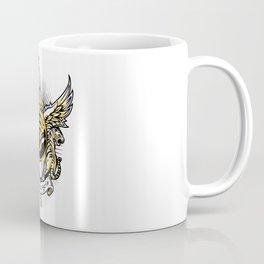 Albus Panthera Tigris Coffee Mug