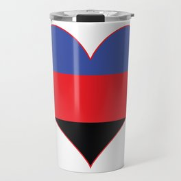 Polyamorous Heart Travel Mug