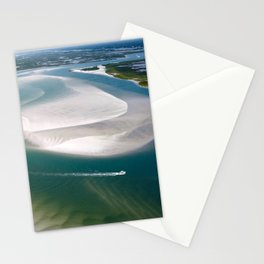 Rich's Inlet at the North End of Figure 8 Island | Wilmington NC Stationery Cards