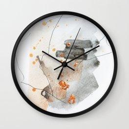 Piece of Cheer 4 Wall Clock