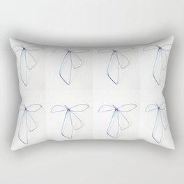 Tie Rectangular Pillow