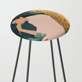 Into The Wild Counter Stool