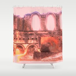 Childhood of humankind Shower Curtain