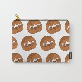 So Many Sloths Carry-All Pouch
