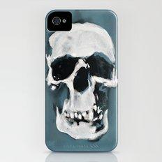 The Sherlock Skull iPhone (4, 4s) Slim Case