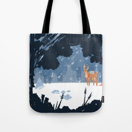 Forested Tech Tote Bag