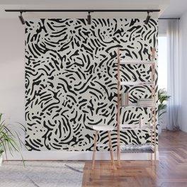Natural Cells Structure Reminding Fingerprints Wall Mural