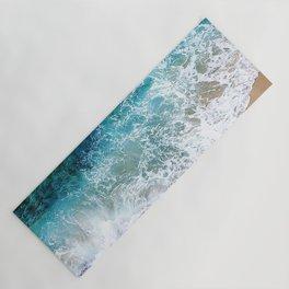 Ocean Waves I Yoga Mat