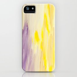 Radiant Abstract iPhone Case