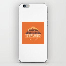 Explore Bully iPhone Skin