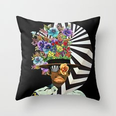 Zimbardo Throw Pillow