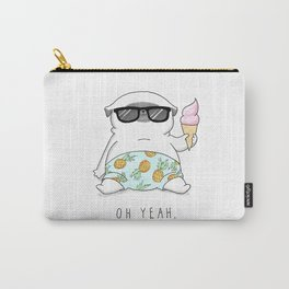Oh Yeah Carry-All Pouch