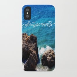 The Great Wave Adventure iPhone Case