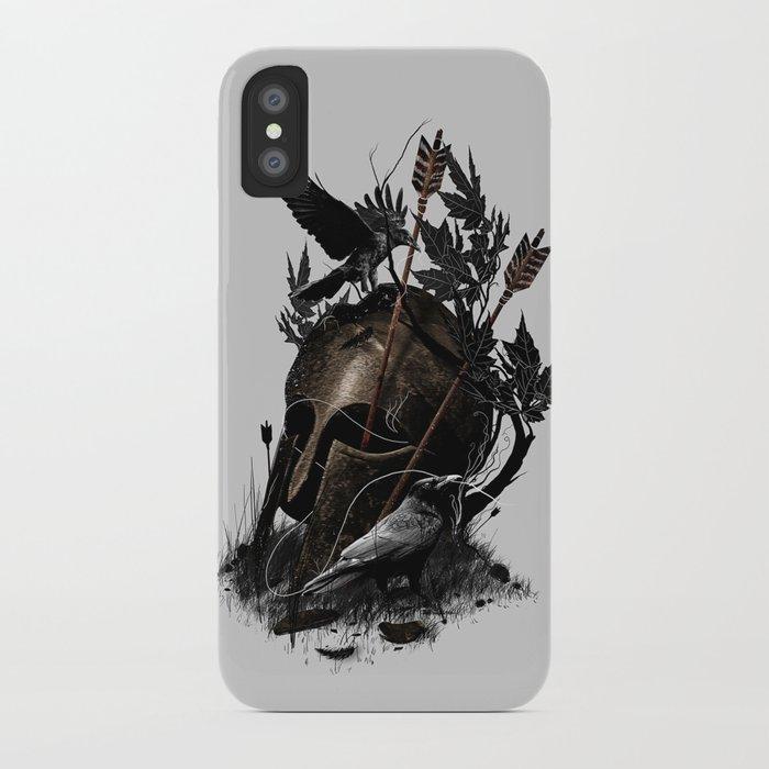 Legends Fall iPhone Case