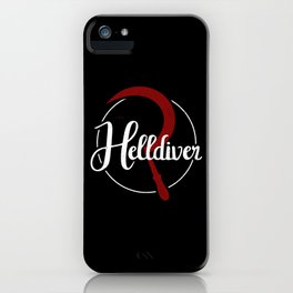 The Helldiver iPhone Case