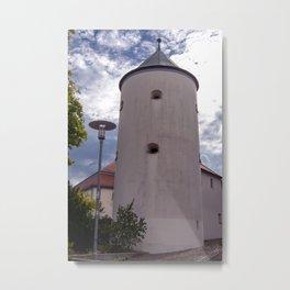 DE - Baden-Wurttemberg : Castle tower Metal Print