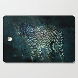 Midnight Jaguar Cutting Board