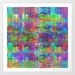 20180331 Art Print