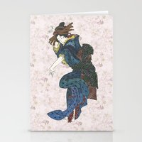 japanese Stationery Cards featuring japanese by Maria Durgarian
