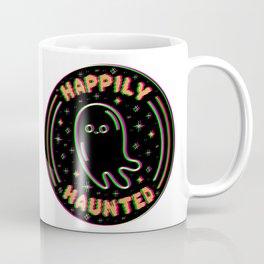 Happily Haunted 3D Coffee Mug