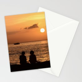 Tranquil Friends Stationery Cards