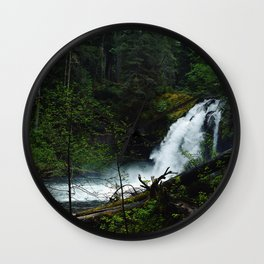 Forest sweat Wall Clock