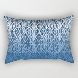 Navy Ombre II Rectangular Pillow