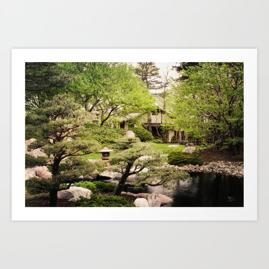 A Place of Peace Art Print