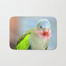 Princess Parrot Bath Mat