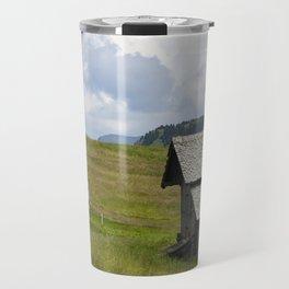View of Dolomiti Travel Mug