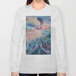 Divine Sacred Union Long Sleeve T-shirt