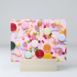 Candy Print Mini Art Print