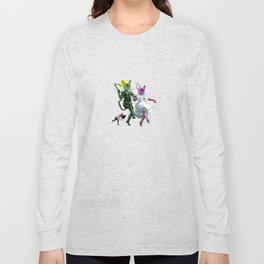 Dance, Chauncey, Dance - French Bulldog Long Sleeve T-shirt