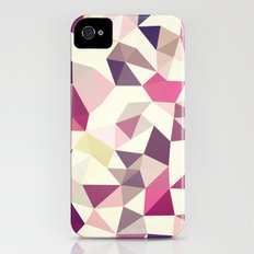 Rose Garden Tris Slim Case iPhone (4, 4s)