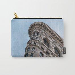 Flatiron Building Manhattan New York Carry-All Pouch