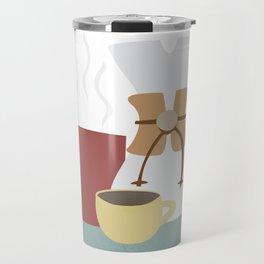 Coffee (Pour Over) Travel Mug
